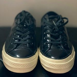Patent Leather Chuck Taylor Converse
